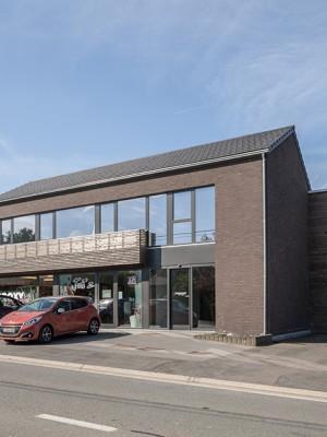 Pavillonchamps Sprimont - Centre d'affaires